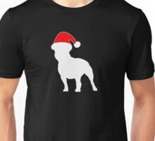 French Bulldog dog lovers owner christmas gifts Unisex T-Shirt