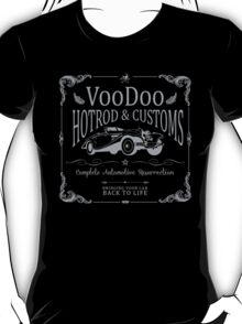 Voodoo - Hotrod Automotive Resurrection   T-Shirt