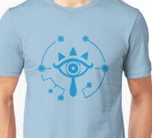 The Legend of Zelda: Breath of the Wild - Sheikah Slate Eye Symbol Unisex T-Shirt