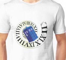 TARDIS in time Unisex T-Shirt
