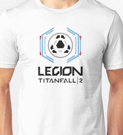 Titanfall 2 - Legion (Black) Unisex T-Shirt