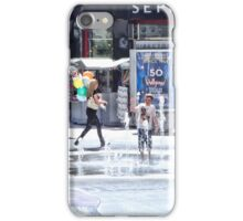 Fountain Party iPhone Case/Skin