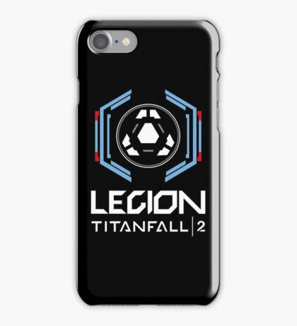 Titanfall 2 - Legion (White) iPhone Case/Skin