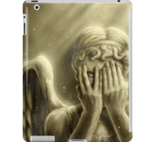 Peeping Angel iPad Case/Skin