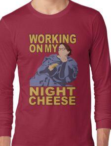 Liz Lemon - Night cheese Long Sleeve T-Shirt