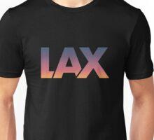 LAX / Los Angeles / Gradient Unisex T-Shirt
