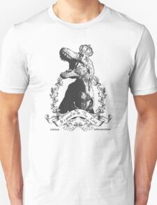 Its Good to be the King (Black and White) Unisex T-Shirt