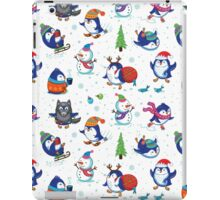 Penguin Time iPad Case/Skin