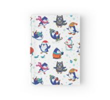 Penguin Time Hardcover Journal