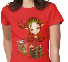 Jollybelle Elf Womens Fitted T-Shirt