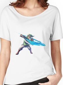 The Legend Of Zelda Link Women's Relaxed Fit T-Shirt