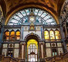 Gare Centrale/ Central Station - Travel Photography by JuliaRokicka