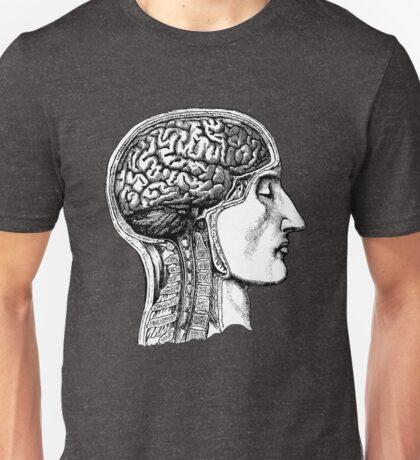Anatomy of the Brain Unisex T-Shirt