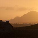 Errigal, Donegal by Alan McMorris