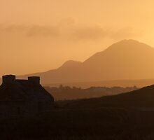 Errigal, Donegal by Alan McMorris