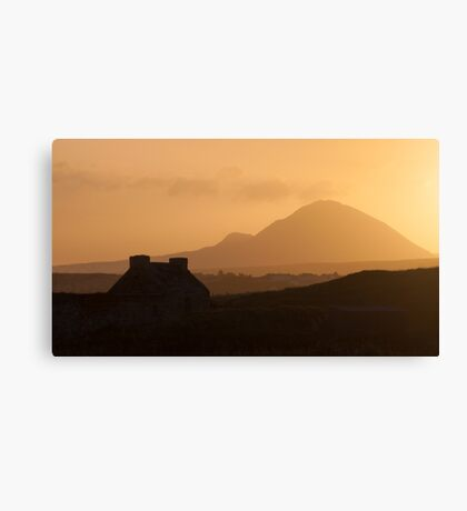Errigal, Donegal Canvas Print