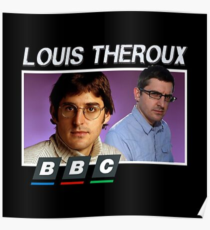 bbc louis theroux Poster