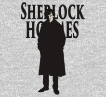 Sherlock Holmes. by Mister Dalek and Co .