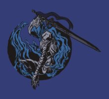 Knights of Gwyn - Artorias the Abysswalker by BebopSamurai