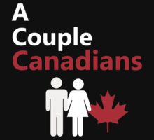 A Couple Canadians by PixieBlossom12