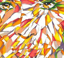 ESOTERIC V.01 - Abstract Face by artxr