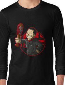 negan - Lucille Long Sleeve T-Shirt