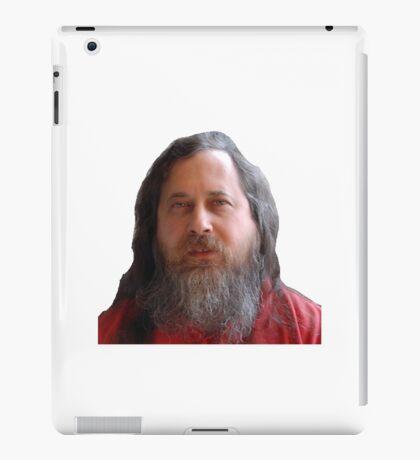 Richard Stallman iPad Case/Skin