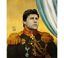 Mauricio Pochettino Photographic Print