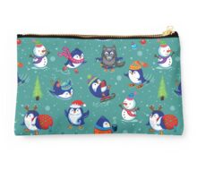Penguin Happy Time Studio Pouch