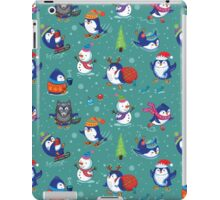 Penguin Happy Time iPad Case/Skin