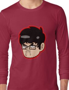 Ray Sticker Long Sleeve T-Shirt