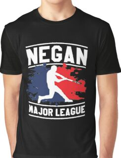 negan - Lucille Graphic T-Shirt