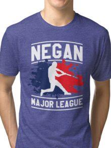 negan - Lucille Tri-blend T-Shirt