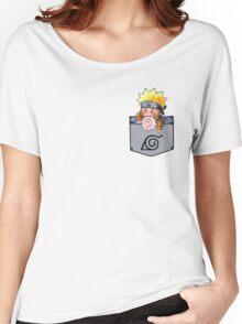 NARUTO CHIBI Women's Relaxed Fit T-Shirt