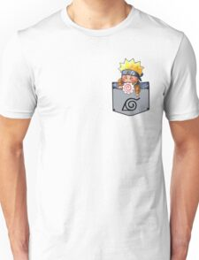 NARUTO CHIBI Unisex T-Shirt