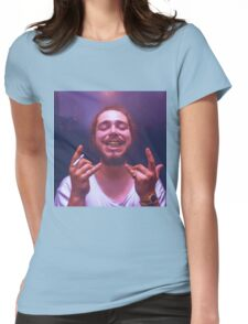 Post Malone Womens Fitted T-Shirt