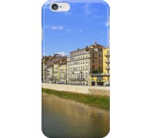 The River Arno...............................................Florence iPhone Case/Skin
