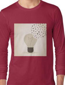 Bulb a science2 Long Sleeve T-Shirt