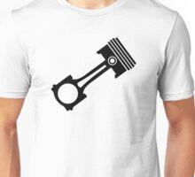 Motor piston Unisex T-Shirt