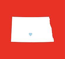 North Dakota Love by Maren Misner