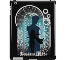 The Maker Of Time Machine iPad Case/Skin