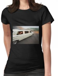 White Holden EH Limo rig shot Womens Fitted T-Shirt