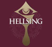 Hellsing - T-Shirt / Phone case / Pillow 6 by Fenx