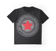 Red Star Shield Graphic T-Shirt