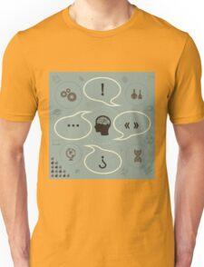Global science Unisex T-Shirt