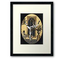 Tigris & Tanzi Framed Print