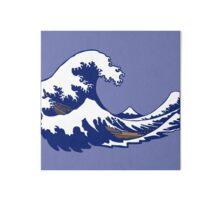 wave vague hokusai Gallery Board