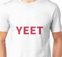 YEET - Text Design Unisex T-Shirt