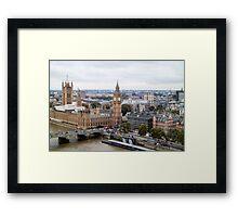 London - England Framed Print