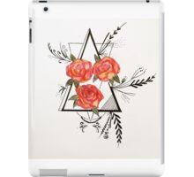Roses X Ida Marissa iPad Case/Skin